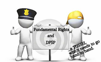 relationship between directive principle of state policy and fundamental rights
