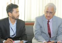 Exclusive Interview of Salman Khurshid, Former Union Minister