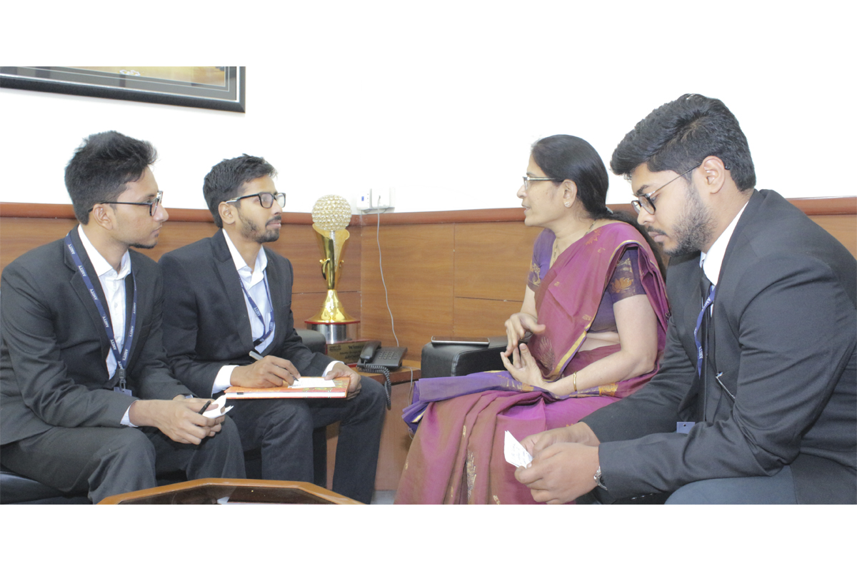Interview with V. Mohana