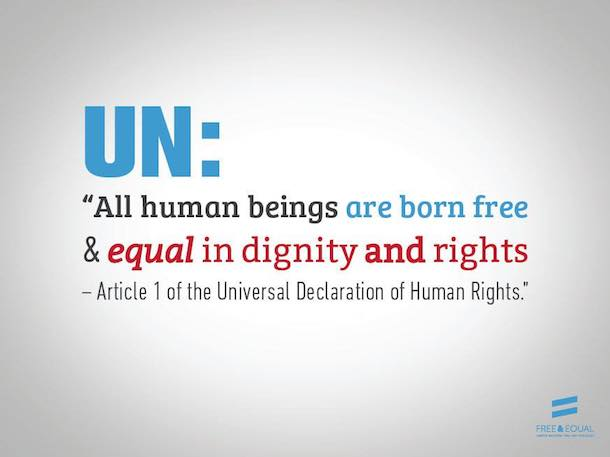 United Nations, Human Rights, Equality