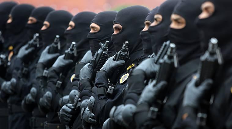 Internal and External Security