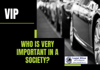 Who is Very Important in a Society? - VIP Saga