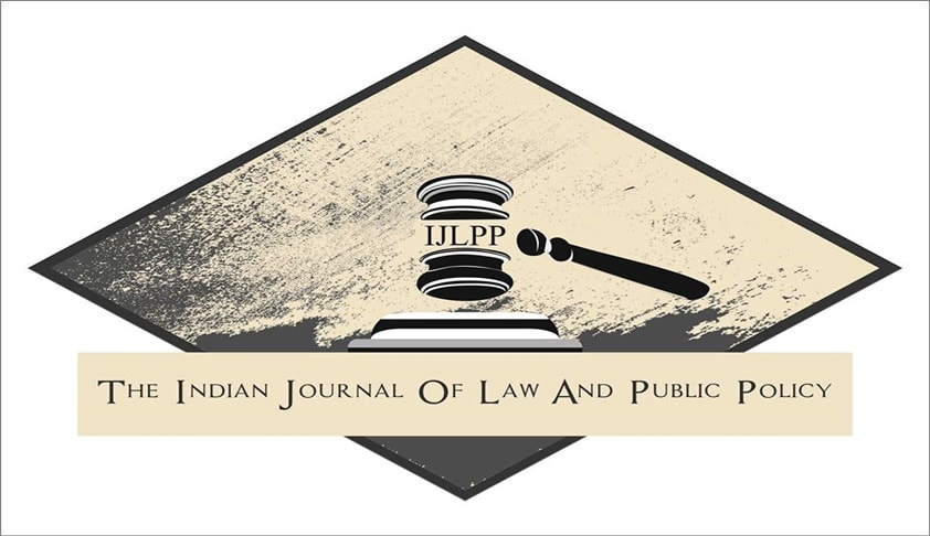 The Indian Journal of Law and Public Policy