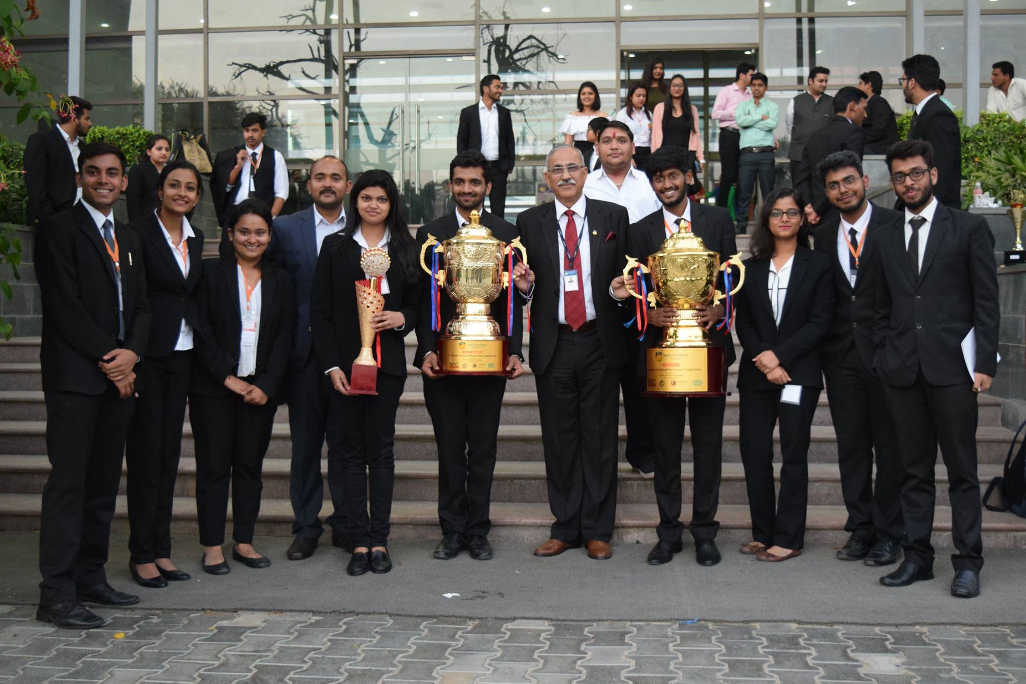 Winners ALS Gurgaon Moot
