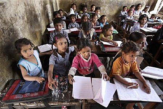 Education for a developed Bharat concentrate