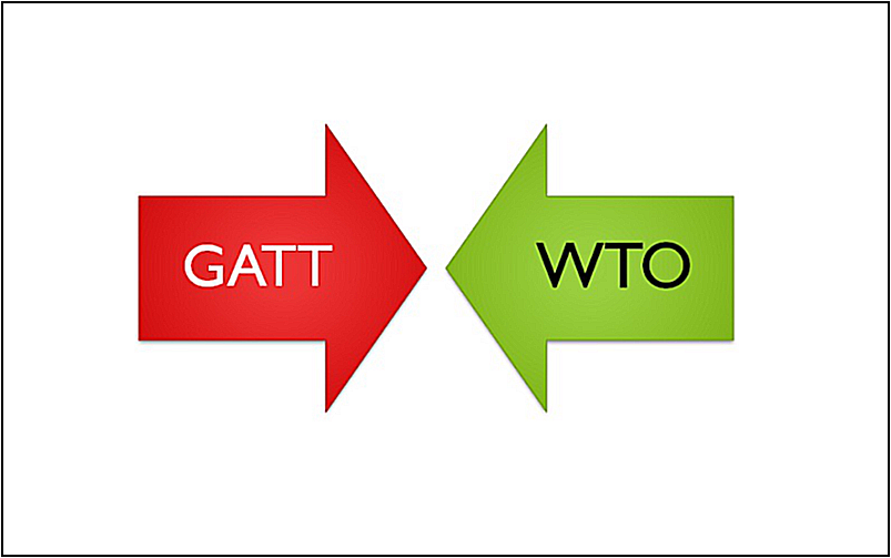 GATT and WTO concentrate
