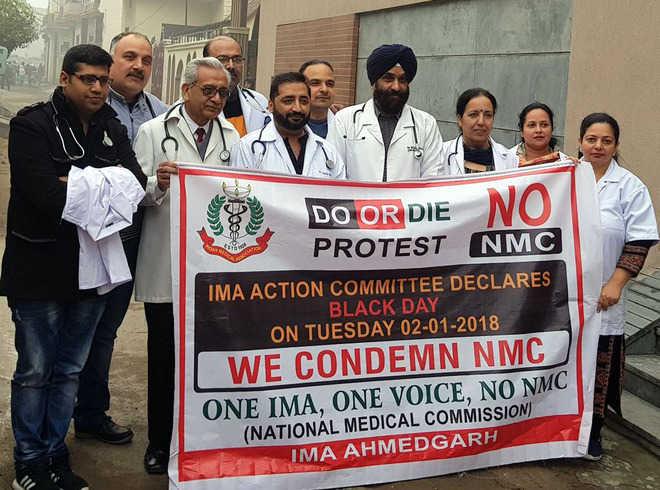 NMC Protests