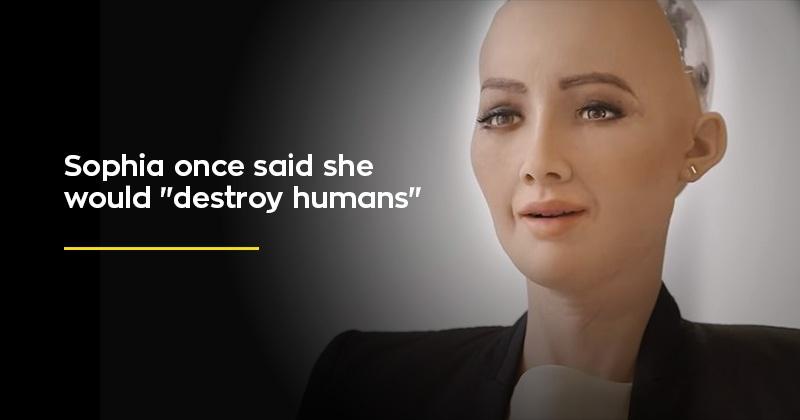 Sophia - Artificial Intelligence - Intellectual Property