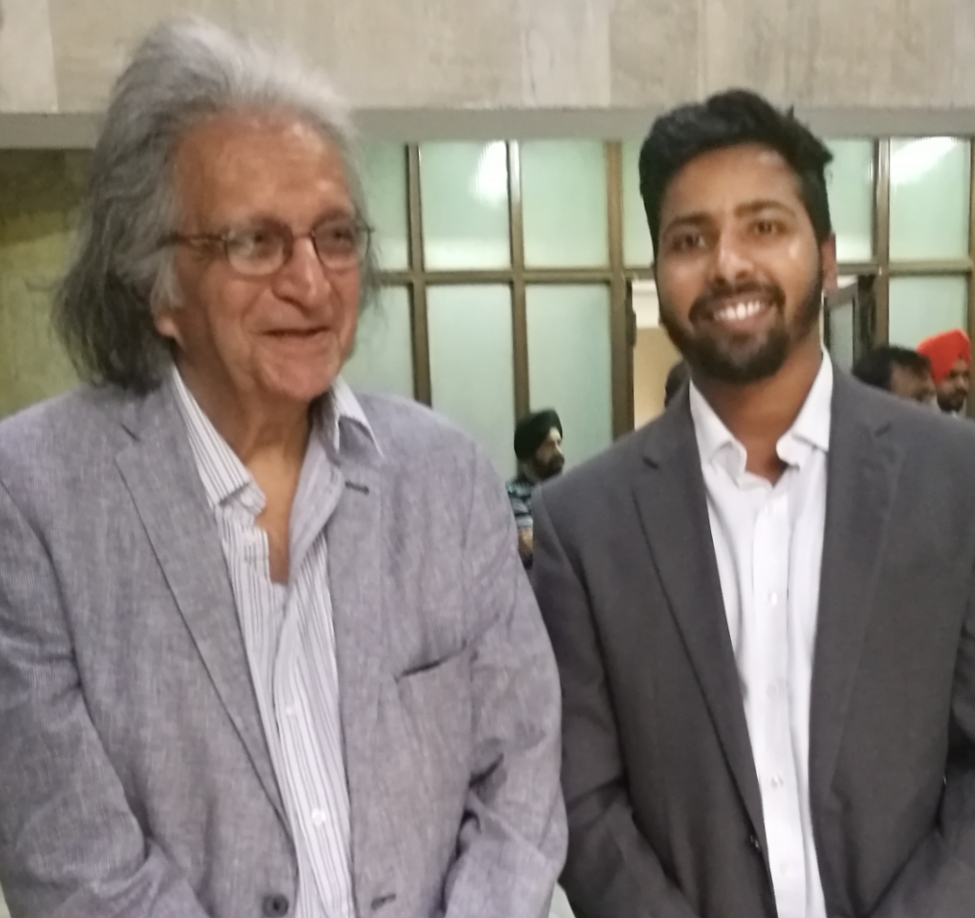 Constitutionalism - MS with Upendra Baxi