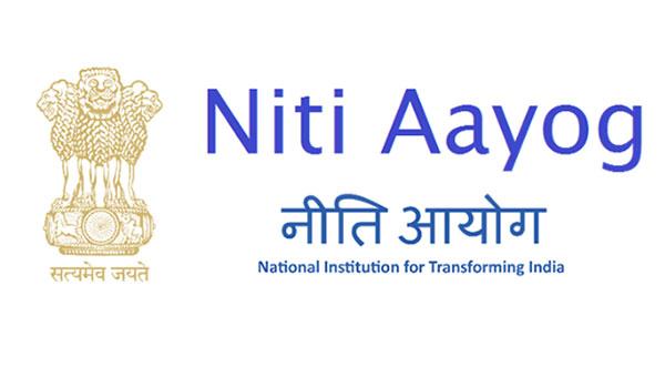 NITI Aayog Logo