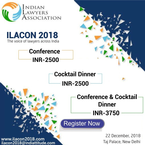 ILACON 2018 Fee