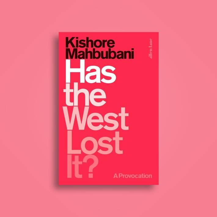 Book Review - Has The West Lost It (Kishore Mahbubani)