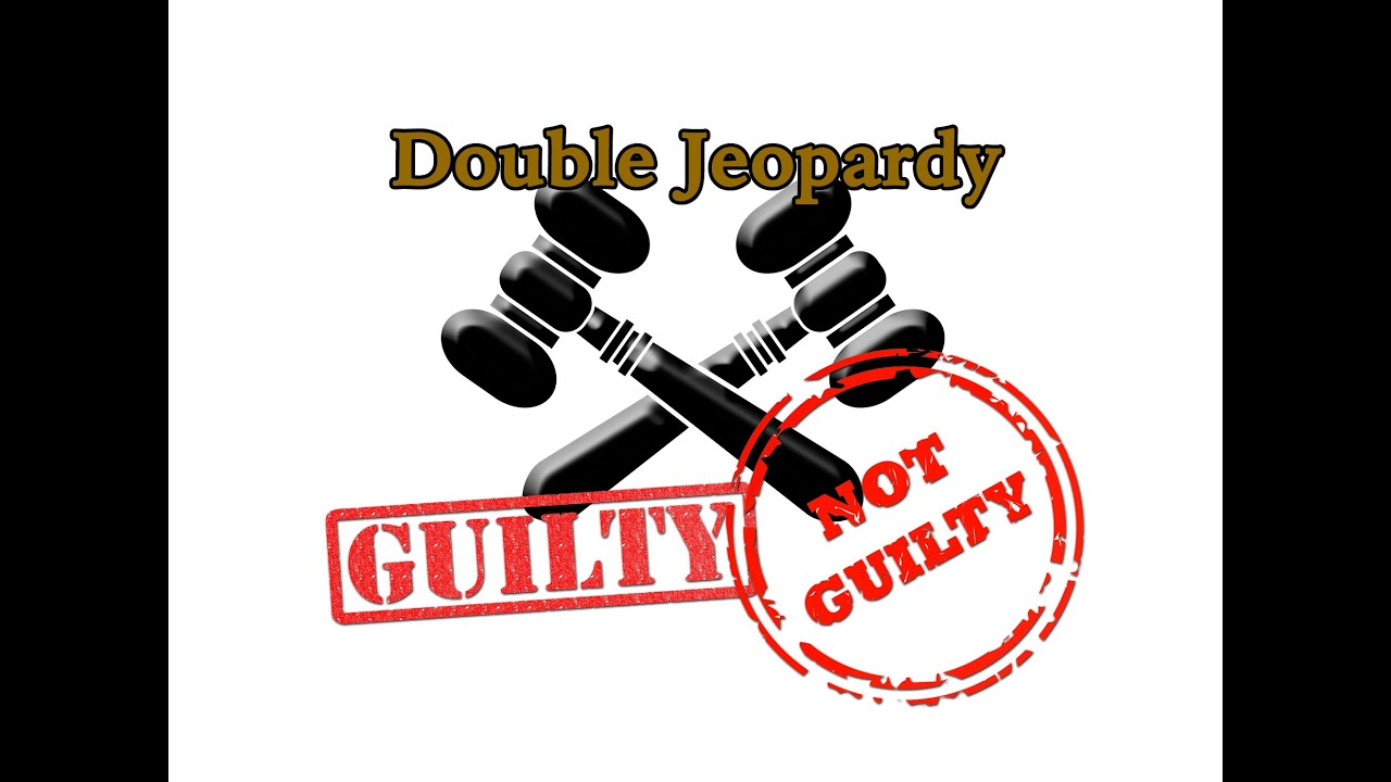 Analysis of the Principle of 'Double Jeopardy' In India