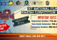 1st National Socio-Legal Short Film Making Competition 2020