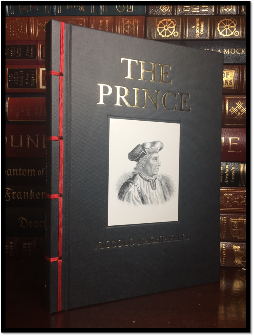 Book Review – The Prince (Niccolò Machiavelli)