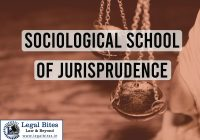 Sociological School of Jurisprudence