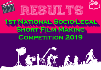 Result National Short Film Making Competition 2019