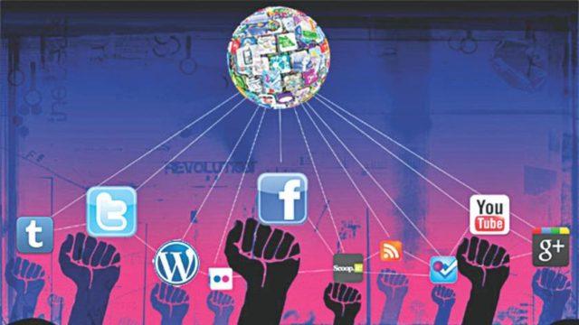 Cyber Activism : An Infoxication