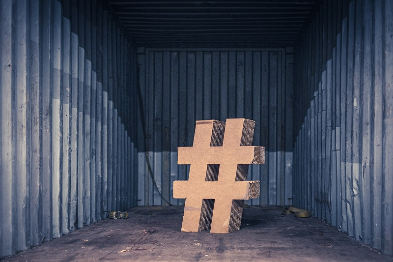 Hashtags Copyright