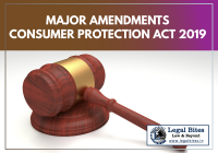 Major Amendments to the Consumer Protection Act of 2019
