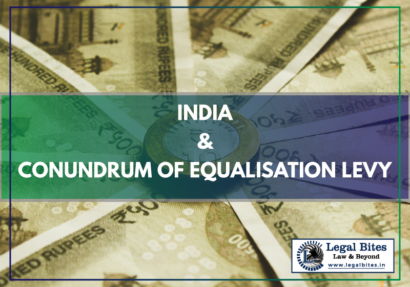 India and the Conundrum of Equalisation Levy