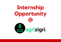 Internship Opportunity Researcher & Content Curator AgriZigri