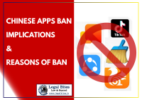 "The Recent Ban On Chinese Apps ""Its Implications And Understanding The Reasons Of Banning Chinese Apps In India"""