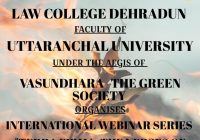 International Webinar Series Terra Firma