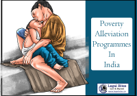 Poverty Alleviation Programmes In India