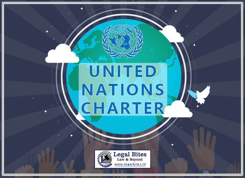 United Nations Charter: History
