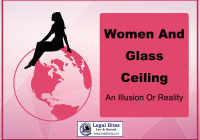 Women And Glass Ceiling: An Illusion Or Reality
