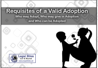 Requisites of a Valid Adoption