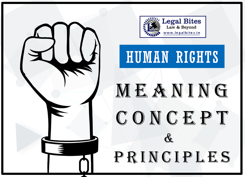 Concept of Human Rights