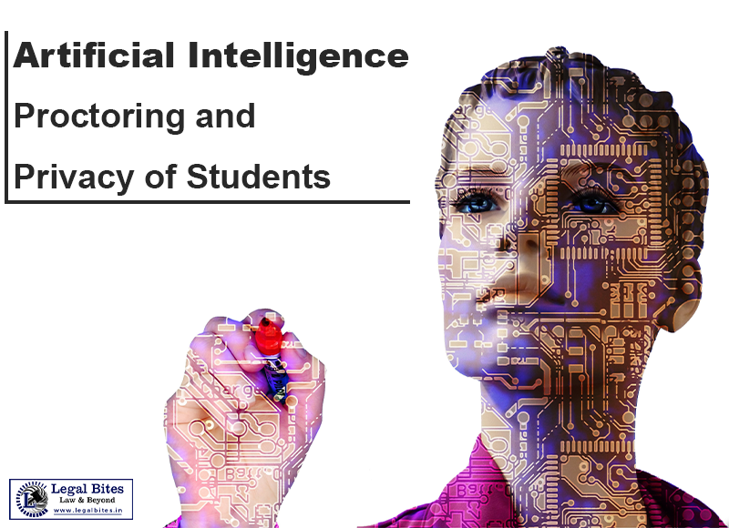 Artificial Intelligence, Proctoring and Privacy of Students