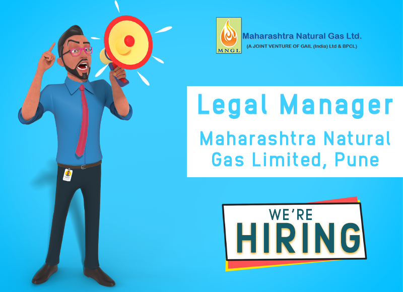 Legal Manager at MNGL, Pune