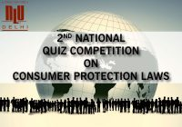 2nd National Quiz Competition on Consumer Protection Laws | NLU Delhi