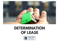Determination of Lease
