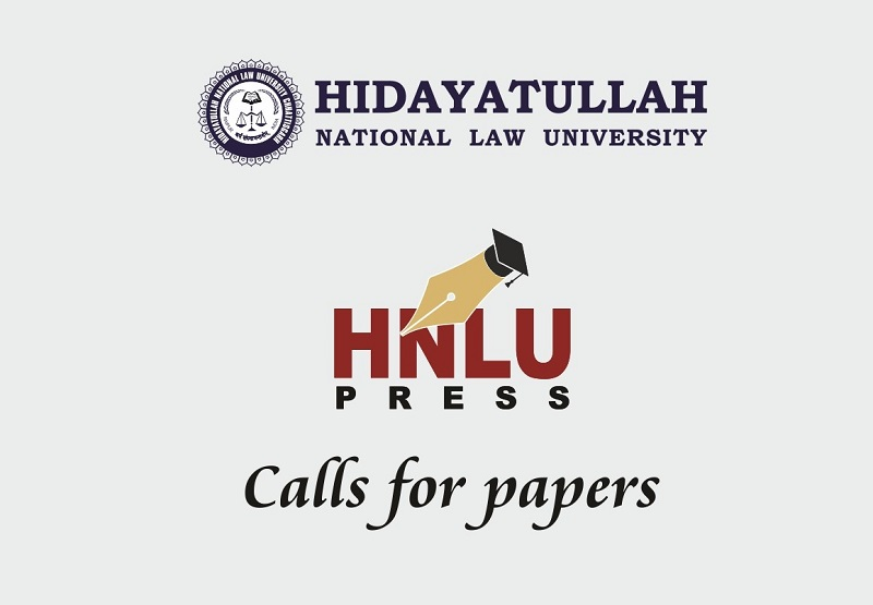 Call for Papers: HNLU Journal of Law and Social Sciences (JLSS), Volume VI