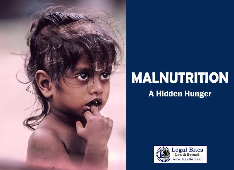 Malnutrition in India: A Hidden Hunger