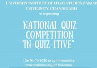 """National Quiz Competition """"IN-QUIZ-ITIVE"""" 