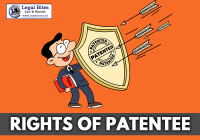 Rights of a Patentee under Indian Law