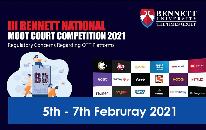 3rd Bennett National Moot Court Competition 2021