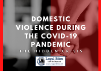 Domestic Violence during the Covid-19 Pandemic: The Hidden Crisis