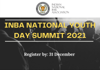 INBA National Youth Day Summit 2021