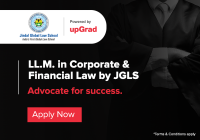 LL.M. In Corporate & Financial Law - To Pursue Or Not To?