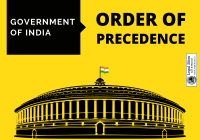 Order of Precedence of the Government of India