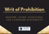 Writ of Prohibition