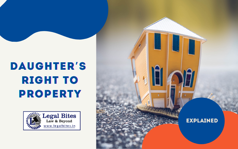 Daughter's Right to Property