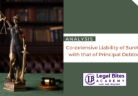 Analysis of Co-extensive Liability of Surety