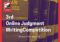 3rd Online Judgment Writing Competition | IMS Law College, Noida [Register by April 12]